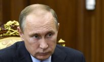 Russia's Putin in Iran for Talks Set to Focus on Syria