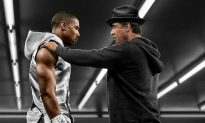 Stallone Still Packs Punch With Rocky Fans Ahead of 'Creed'