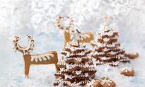 Winter White Holiday Treats