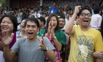 Suu Kyi's Party on Verge of Landslide Win in Burma Polls