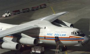 Russian Tourists Flown Home From Egypt