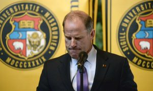University of Missouri President, Chancellor Leave Over Racial Tensions