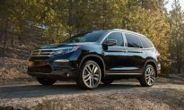 2016 Honda Pilot: Benchmark for Family Crossovers