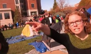 Video Shows University of Missouri Protesters and Professor Pushing Photographer
