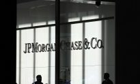 JPMorgan Chase 2015: $96.6B Revenue, $24.4B Income, $6 EPS