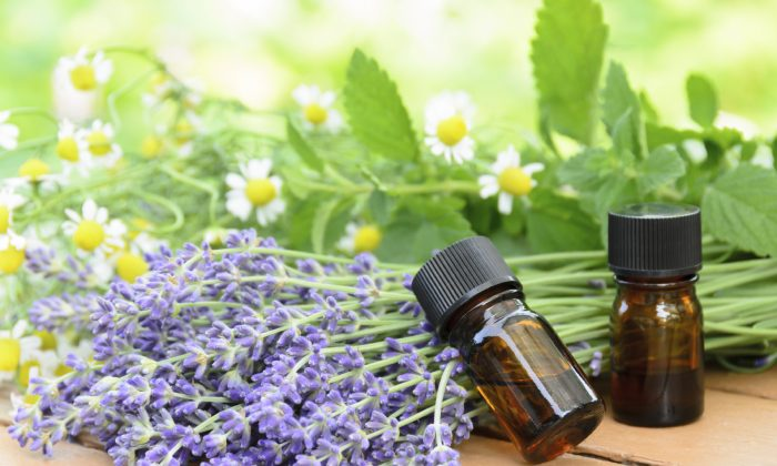 Chamomile and lavender are two essential oils that are used to calm the mind. (Botamochi/iStock)
