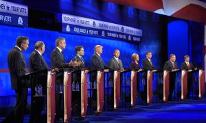 Debate Day-After: What Rivalries? GOP Candidates Play Nice