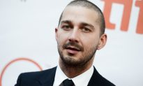 NYC Fans Wait and Wait to See Shia LaBeouf Watch His Own Movies