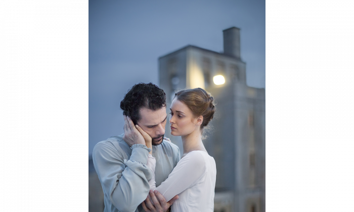 """Hannah Fischer and Piotr Stanczyk will dance in """"The Winter's Tale,"""" which opens at Toronto's Four Seasons Centre for the Performing Arts on Nov. 14, 2015. (Karolina Kuras, courtesy National Ballet of Canada)."""