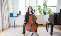 Inbal Segev on Climbing the Mount Everest for Cellists