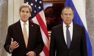 Syria Talks Begin in Vienna Under Pall of Paris Attacks