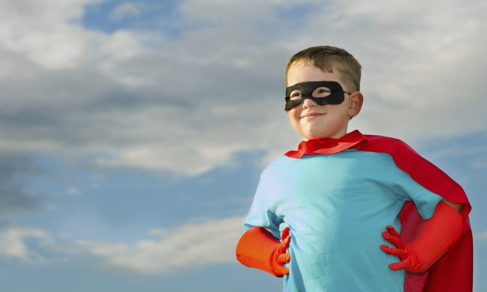 """A healthy nervous system can ensure that children reach their full potential and discover and  utilize their many """"gifts."""" (RobHainer/iStock)"""