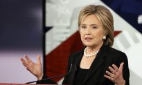 Clinton, Digging at Sanders, Says Don't Scrap Health Law