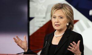 Clinton Pledges Hundreds of Billions for Infrastructure