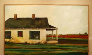 Paintings Capture Disappearing Landscapes of North Alabama