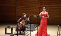 Isabel Leonard and Sharon Isbin in a Recital of Spanish Songs