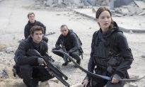 Review: Game Over in the Dreary 'Mockingjay Part 2'