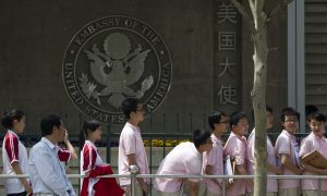 New US Visa Denial of China's Student With Law Enforcement Link Is the Right Strategy