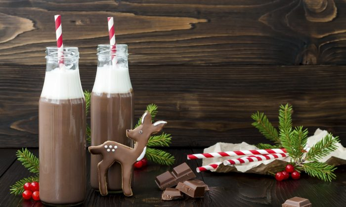 Homemade hot chocolate is easy to make and is healthier than processed cocoa powder, which contains lots of sugar and artificial ingredients. (sveta_zarzamora/iStock)
