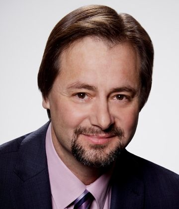 Mark George, pianist and president of the Music Institute of Chicago. (Music Institute of Chicago)