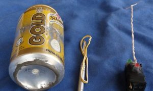 ISIS Claims Soda Can Bomb Took Down The Russian Plane