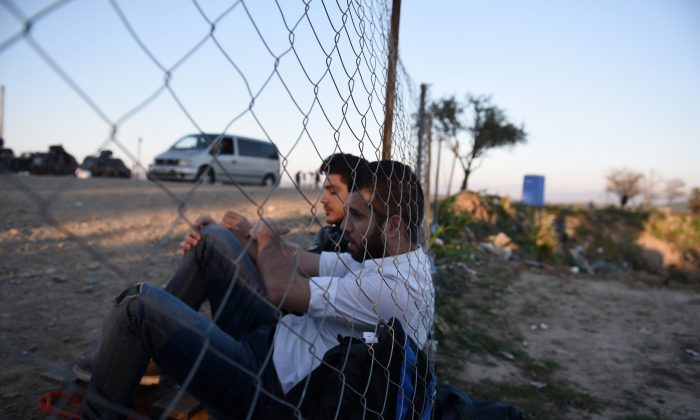 (AP Photo/Giannis Papanikos)