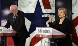 Clinton, Sanders to Address Strategy to Fight ISIS