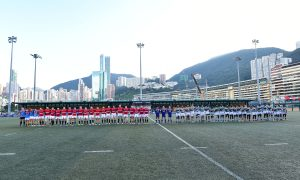 Hong Kong and Russia Head for Cup of Nations Decider
