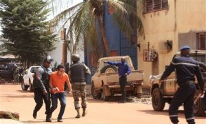 Islamic Extremists Take Hostages at Luxury Hotel in Mali's Capital