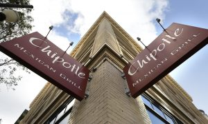 Chipotle Mexican Grill Subpoenaed as Part of Norovirus Investigation, Sales Plunge