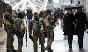 Belgium Terror Alert: Brussels Lockdown Sparked by Fears That Paris Terrorist Is in City