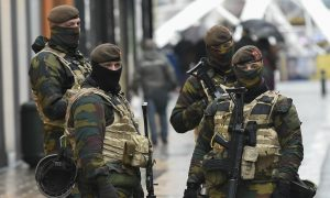 Belgium's Capital Under Serious Terrorism Threat After Paris Attacks