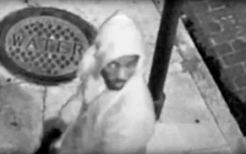 The suspect in the case (New Orleans police)