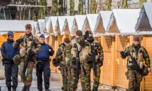 Brussels to Stay on Highest Threat Alert Into Monday