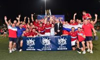 Russia Wins Cup of Nations