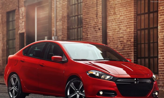 2015 Dodge Dart. (Courtesy of NetCarShow.com)