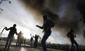 Surge in Israeli-Palestinian Violence Ahead of Kerry Visit