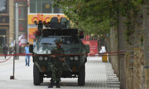 CHINA SECURITY: China Uses Paris Attacks to Promote Persecution of Uyghurs