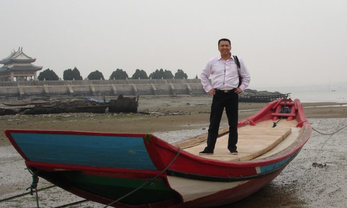 Chinese psychiatrist Ma Jinchun (Courtesy of Ma Jinchun)