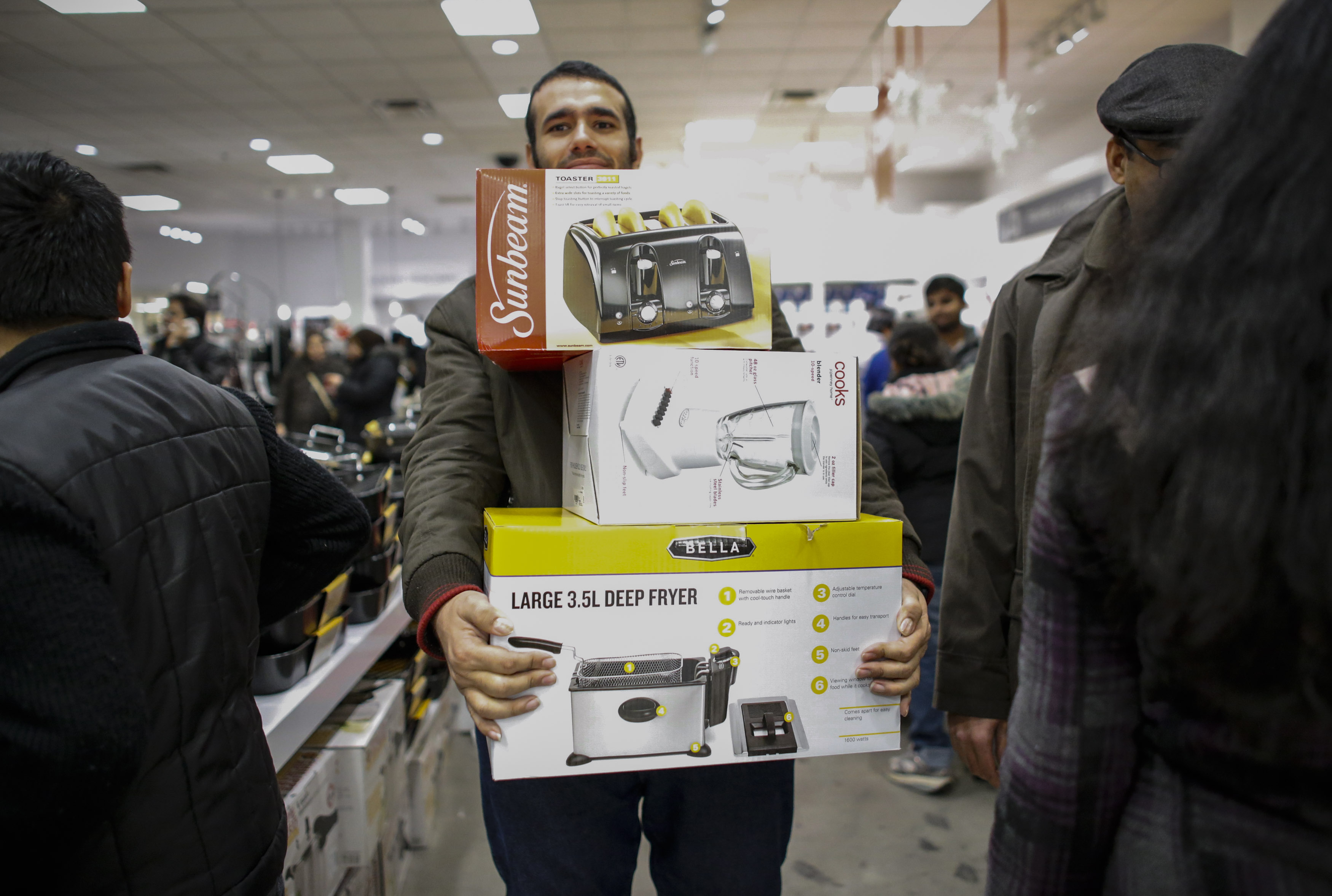 Black Friday Creep Leads To Black Thursday Backlash
