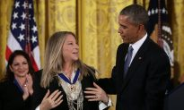 President Obama Awards 17 Recipients the Presidential Medal of Freedom