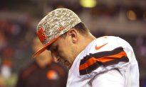 Why the Browns Had No Choice but to Bench Manziel