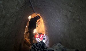 Under Iraqi Town, ISIS Extremists Built Network of Tunnels