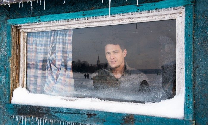 """James Franco (Tomas) in Wim Wender's """"Every Thing Will Be Fine."""" (Donata Wenders/NEUE ROAD MOVIES GmbH/an IFC Films Release)."""