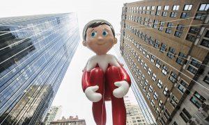 Macy's Thanksgiving Parade Awes, Despite High Security