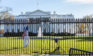 Man Charged After Thanksgiving Lockdown at White House