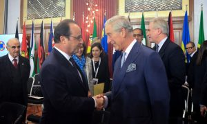 Hollande, Activists Gear Up for Critical Climate Talks