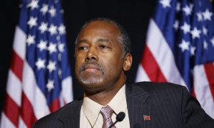 Carson After Tour: Syrian Refugees Don't Want to Come to US