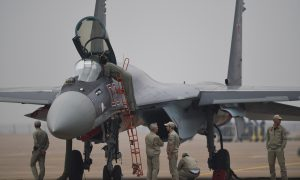 CHINA SECURITY: China's Purchase of Russian Su-35 Jets Is a Sign of Failed Development