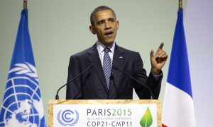 Obama: Climate Pact an 'Act of Defiance' After Paris Attacks